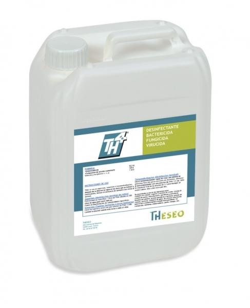 É um desinfetante sinérgico porque possui uma formulação única que combina componentes que garantem boa estabilidade, versatilidade e impede o desenvolvimento de resistência.