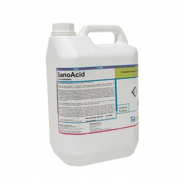 Limpador desincrustante ácido não espumante para tubulações.